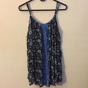 Forever 21 Floral Dress Tank Top